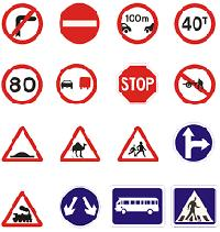 Road Safety Signs