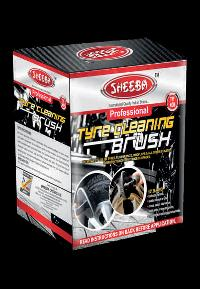 Sheeba Car Tyre Cleaning Brush