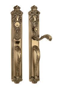 Fancy Wooden Door Lock