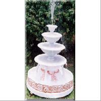 Fiber Water Fountain