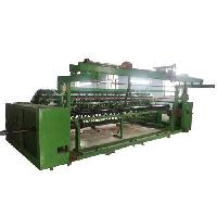 Sectional Warping Machine Automatic
