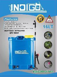 Indigo Agricultural Battery Sprayer 12 V/ 8AH