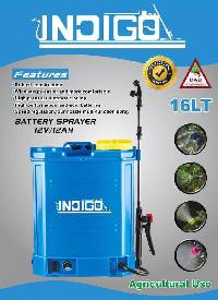 Indigo Battery Sprayer 12 V/ 12ah