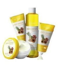 Oriflame Pure Nature Tropical Fruits Facial Kit