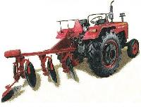 Reversible 2 Furrow Disc Plough