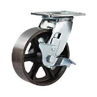 Industrial Rubber Caster Wheel