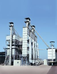 Paddy Parboiling & Drying Plant