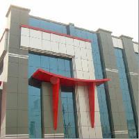 Aluminium Composite Panel Fabrication Service