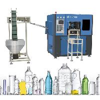 2 Cavity Pet Bottle Making Machine