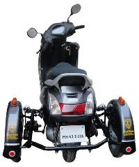 Special Handicapped Scooter (activa)
