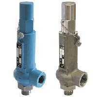 Pressure Relief Safety Valve