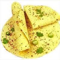 Chana Garlic Papad