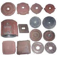 Electric Motor Body Part Casting