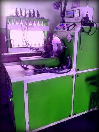 8 Cylinder Diesel Fuel Test Bench
