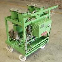 Compressor Oil Cleaning Machine