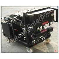 Mobile Oil Cleaning Machine