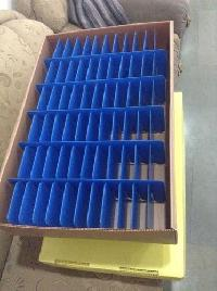 Partitioned Corrugated Polypropylene Boxes