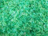 Hot Washed Green Pet Flakes