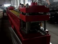 Door & Window Profile Roll Forming Machine