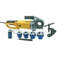 Portable Electric Pipe Threading Machine