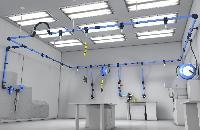 Aluminium Compressed Air Piping System
