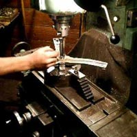 Milling Machine Job Work