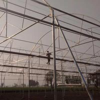 Polyhouse Structure Installation