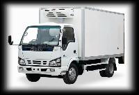 Refrigerated Container Truck