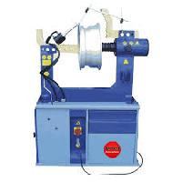 Alloy Wheel Rim Straightening Machine