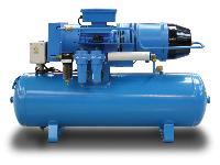 Rotary Vane Air Compressor