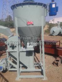 Vertical Poultry Feed Mixer Plant