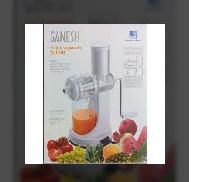 Ganesh Fruit & Vegetable Juicer