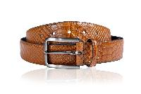(HDM001/16-17) Leather Belt