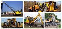 Railway Track Maintenance Equipment