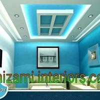 Interior Grid Ceiling Contractors