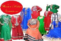 Hand Embroidered Anarkali Dress