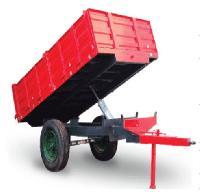 2 Wheel Hydraulic Tipping Trailer