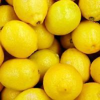 Fresh Organic Lemon