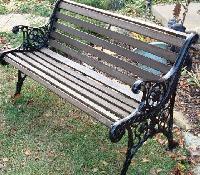 Garden Bench Castings