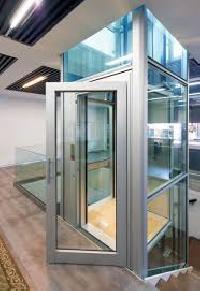 Hydraulic Building Lift