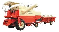Deluxe Agricultural Harvester