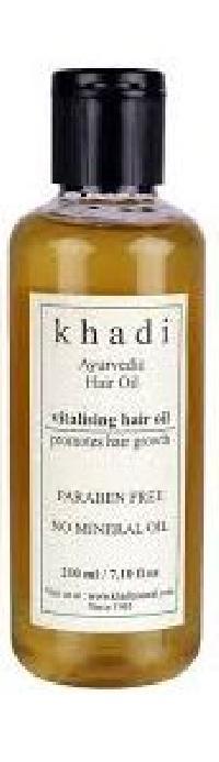 Khadi Ayurvedic Hair Oil