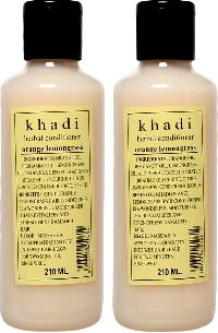 Khadi Herbal Orange Lemongrass Hair Conditioner