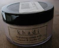 Khadi Almond & Jojoba Oil Nourishing Cream