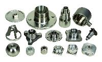 Precision Turned Components. Cnc Machine Components