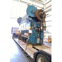Press Brake Machine - 500ton Cap