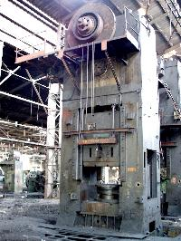 Used Extrusion Forging Press Machine (750Tons cap.)