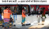 Indian Railways Job Services