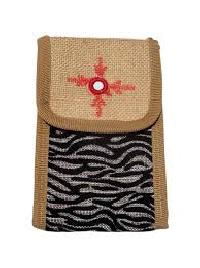 Jute Mobile Covers