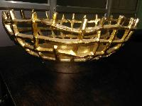 Metal Fruit Basket